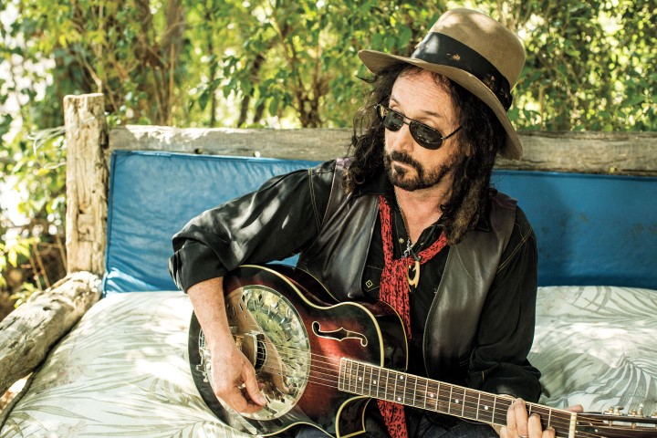 Mike Campbell Plays the Dobrato